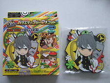 Yu Narukami Big Size Rubber Strap Key Chain Coaster P4G Persona 4 The Golden