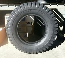 600-16 FIRESTONE NDT 6 Ply Military Tire