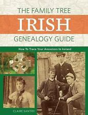THE FAMILY TREE IRISH GENEALOGY GUIDE - SANTRY, CLAIRE - NEW BOOK