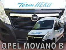 OPEL MOVANO B 2010 -  Bonnet Guard  HEKO 02154