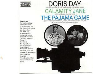Doris Day  Calamity Jane & The Pajama Game Soundtracks  CD