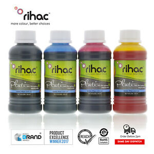 RIHAC Refill ink for CISS suits Epson 200 200XL cartridge XP-400 XP-200 XP-100