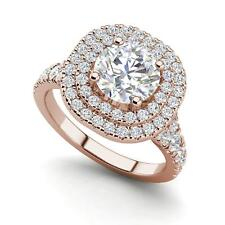 Cut Diamond Engagement 