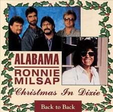 Christmas in Dixie Back to Back, Alabama, Milsap, Ronnie, Good Import