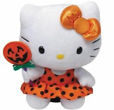 ♥ Hello Kitty Halloween Baby Plüsch 15 cm Plüschtier Stofftier Kuscheltier NEU ♥