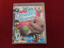 Little Big Planet - Playstation 3 PS3 - Boxed - (Some Light Scratches)