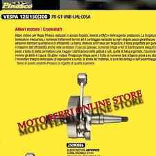 ALBERO MOTORE PINASCO 25080886 VESPA PX PE 200 ANTICIPATO CORSA 57MM CONO 20MM