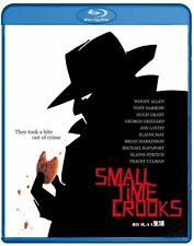 Small Time Crooks (2000) Woody Allen Blu-Ray NEW (Japanese Pkg/English Audio)