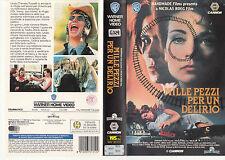 Mille pezzi per un delirio (1988) VHS