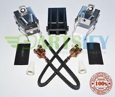 NEW WB2X8228 - GE Stove Heating Element / Surface Burner Receptacle Kit