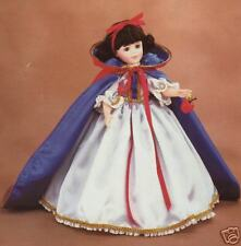 Robin Woods Vinyl doll SNOW WHITE Storybook Doll VINTAGE but NEW in BOX w/Tag