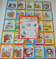 NEW 25 SIGHT WORD READERS Teacher Guide Kindergarten Grade 1 Homeschool Books