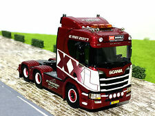 "WSI TRUCK MODELS,NEW SCANIA R NORMAL CR20N 4x2 ""WSI XXL MODEL 2017"""