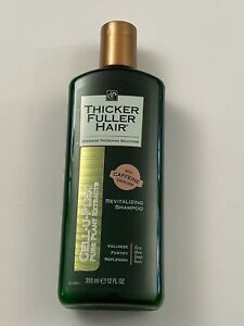 Thicker Fuller Hair Revitalizing Shampoo 12 oz