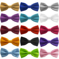 Classic Fashion Novelty Mens Adjustable Tuxedo Bowtie Wedding Bow Tie Necktie