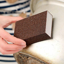Kitchen Nano Emery Magic Clean Rub Pot Rust Focal Stains Sponge Removing Tool 1x