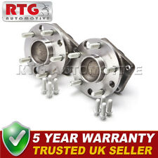 2x Wheel Hub + Bearing + ABS Sensor Rear Fits Ford Mondeo Jaguar X-Type (02-09)