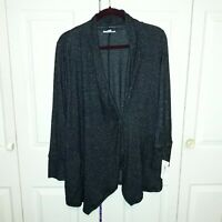 New with Tags Women's Style & Co Single-Button Knit Cardigan Size L