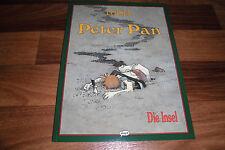 Loisel -- PETER PAN  # 2 // die INSEL