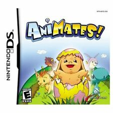 ANIMATES Kids SIM Game NDS DS/Lite/DSi/XL/3DS NEW Sealed