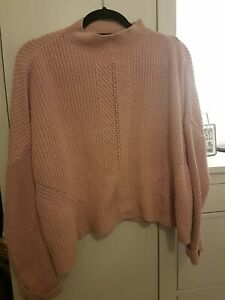 Topshop Petite Loungewear Knit Jumper 12