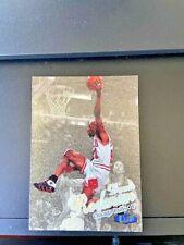 1997 Fleer Dennis Rodman #29G Chicago Bulls Gold Medallion Edition Card