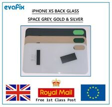 IPhone XS Back Glass Replacement Battery Housing Cover BIG CAMERA HOLE