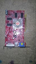 Carte graphique AGP ATI R9600PRO 256MB VGA DVI VIDEO