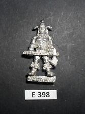 Warhammer Citadel Metal NORSE BARBARIAN EXECUTIONER 1985 E 398