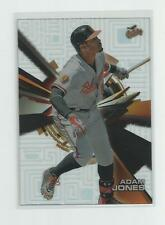 2015 Topps High Tek  ADAM JONES  Circuit Board Pattern 3