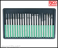 BGS - Diamond Coated Grinding & Milling Drill Mini Set, 3 mm Shaft - Pro - 1607