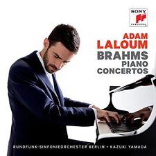 Adam Laloum - Brahms Piano Concertos [CD] Sent Sameday*