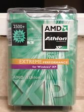 New AMD Athlon XP 2500+ 1.83 GHz Socket 462/A Processor - Factory Sealed!