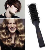 Salon Vent Hair Brush Anti-Static Hair Styling Scalp Massage Comb OO