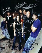 Smallville Cast Reprint Autographed Signed 8X10 Picture Photo Rp Collectible