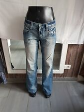 "Damen-Jeans von ""FreshMade"", Gr. XS, denim, stone washed"