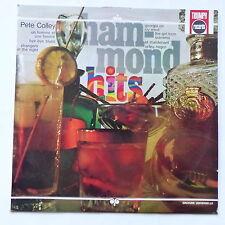 PETE COLLEY Great Hammond hits Un homme et une femme .... 240034
