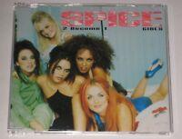 SPICE GIRLS 2 Become 1 CD UK Virgin 1996 4 Track Single Version