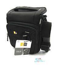 Case Logic Dobby Nylon DSLR Camera Shoulder Bag Case, Black TBC-409 - NEW