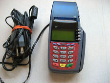 Used Verifone Vx510 credit card terminal, power supply, w/warranty