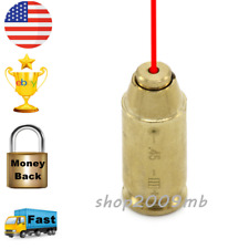 US 45 ACP / .45ACP Pistol Red Laser Bore Sight Cartridge Visible Boresight