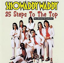 SHOWADDYWADDY : 25 STEPS TO THE TOP / CD - TOP-ZUSTAND