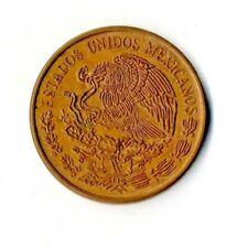 Moneda Mejico Mexico 1974 20 centavos Estados Unidos Mexicanos coins