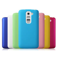 Matte Plastic 5.2For LG G2 Case For LG G2 D802 D801 F320 D802 Back Cover Case