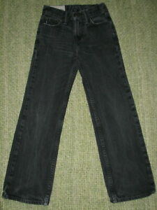 ABERCROMBIE Kids Cool Boot Jeans Boys 8 Slim A&F