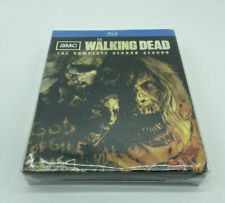 The Walking Dead Complete Second Season Limited Edition Zombie Head New Sealed