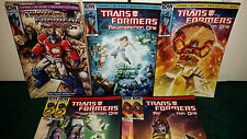 IDW Transformers Regeneration One #80.5 81-85 87-88 & 90-92 ALL COVER A