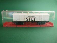 Train Jouef  - Wagon isotherme STEF  - En boîte  - Ho