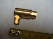 1 rotule en laiton 90 degrés et 360 degrés, pas standard 10 mm (réf C)