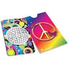 V SYNDICATE GRINDER CARD PEACE & LOVE